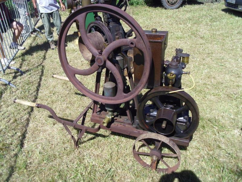 43 St VINCENT: 16ème Festival des vieilles mécaniques 2016 (Haute Loire) Imgp5535