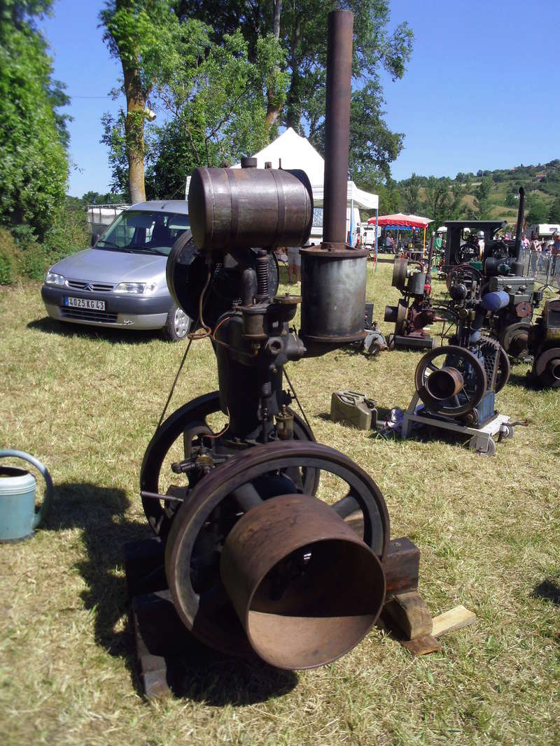 43 St VINCENT: 16ème Festival des vieilles mécaniques 2016 (Haute Loire) Imgp5537