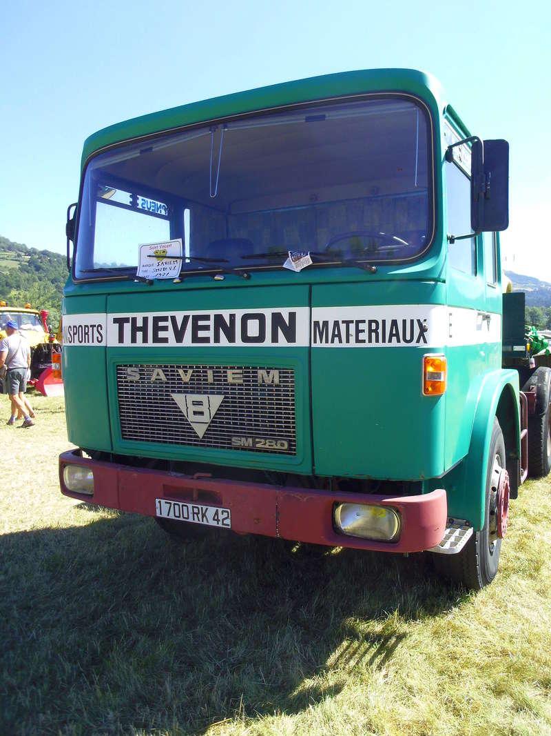 43 St VINCENT: 16ème Festival des vieilles mécaniques 2016 (Haute Loire) Imgp5542