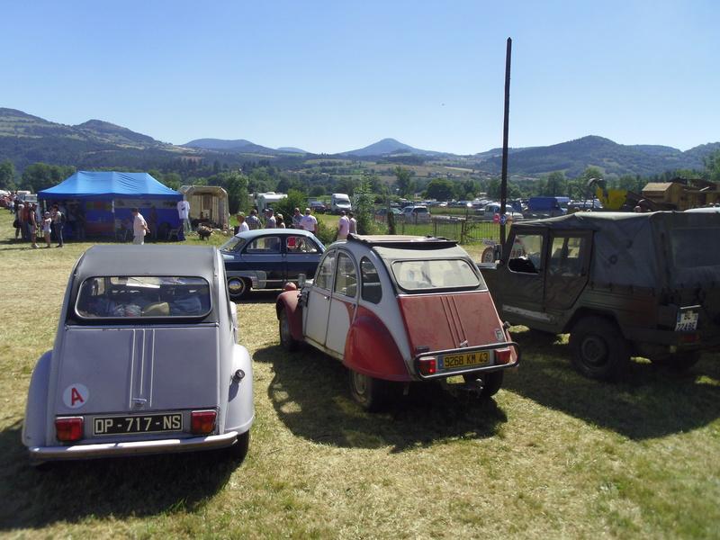 43 St VINCENT: 16ème Festival des vieilles mécaniques 2016 (Haute Loire) - Page 4 Imgp5592
