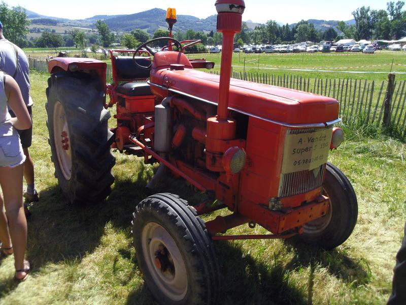 43 St VINCENT: 16ème Festival des vieilles mécaniques 2016 (Haute Loire) - Page 2 Imgp5636