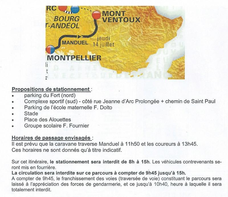Le Tour de France à domicile ! Mandue12