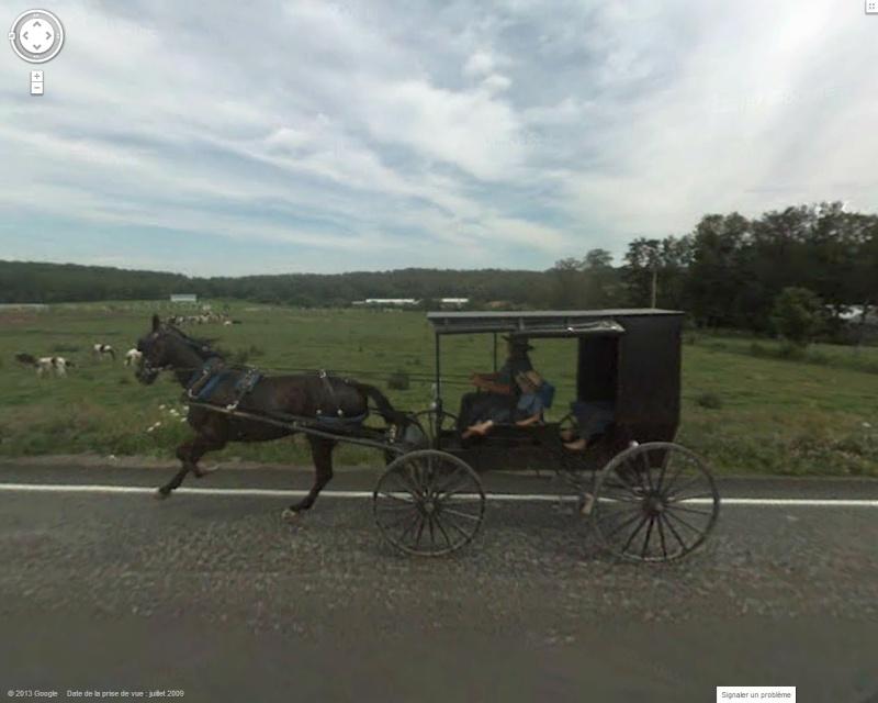 STREET VIEW : à la découverte des Amishs - Page 4 Amish10
