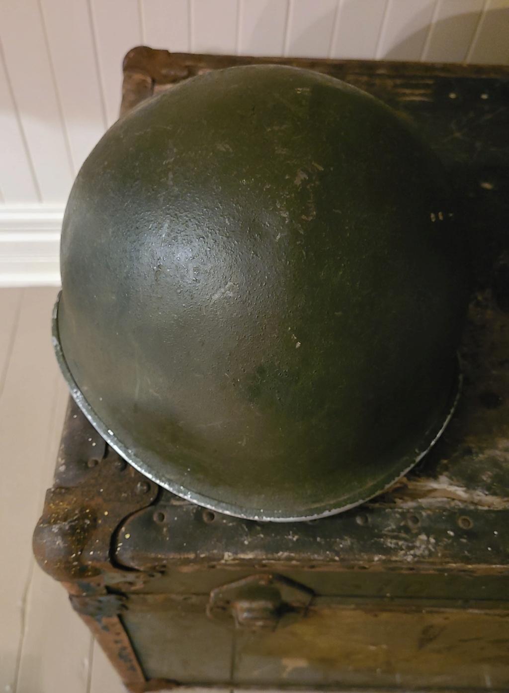Casque M1 - WWII ? VN ?  18556710