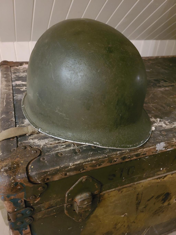 Casque M1 - WWII ? VN ?  18602010