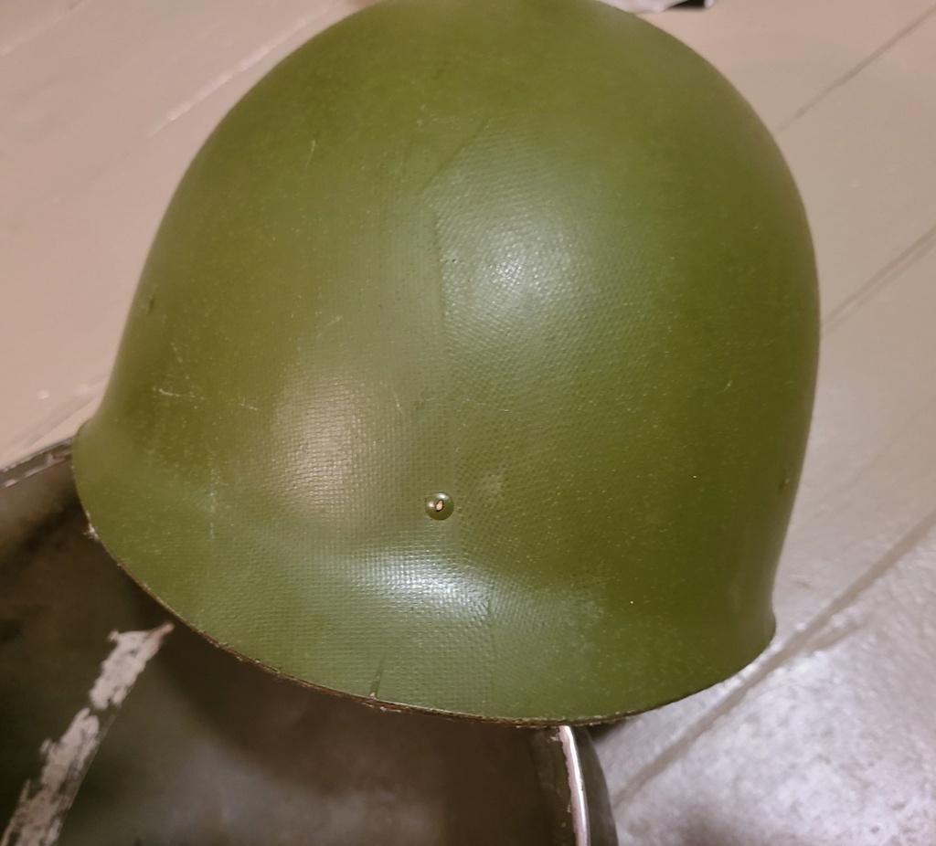 Casque M1 - WWII ? VN ?  18604810