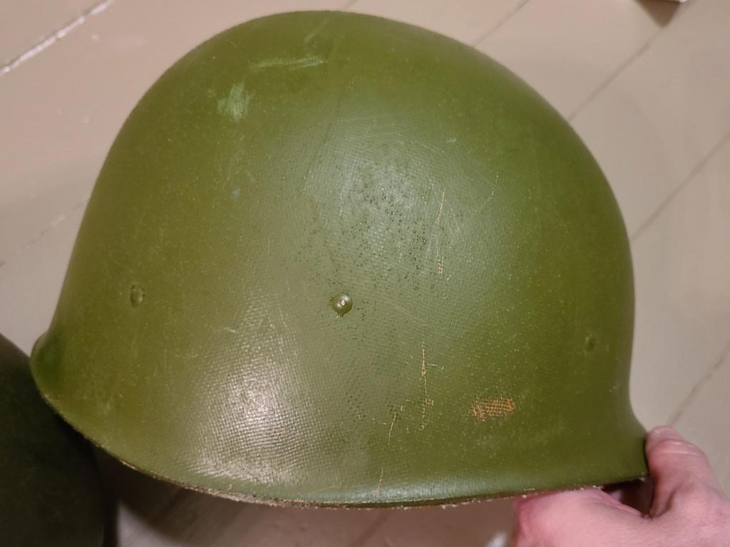 Casque M1 - WWII ? VN ?  18645710