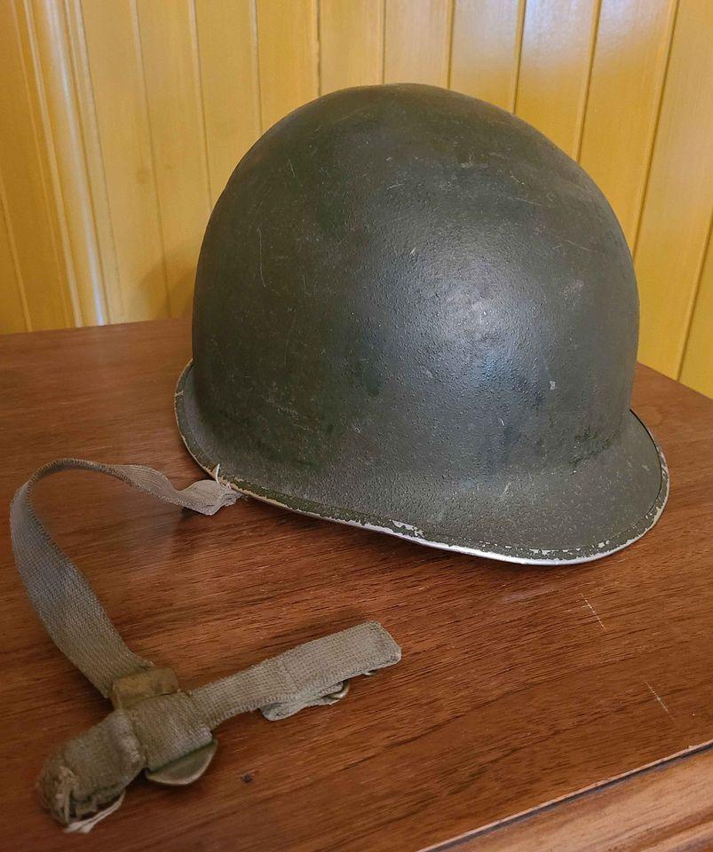 Casque M1 - WWII ? VN ?  18704910