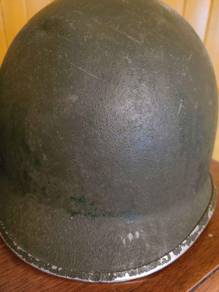 Casque M1 - WWII ? VN ?  18853510
