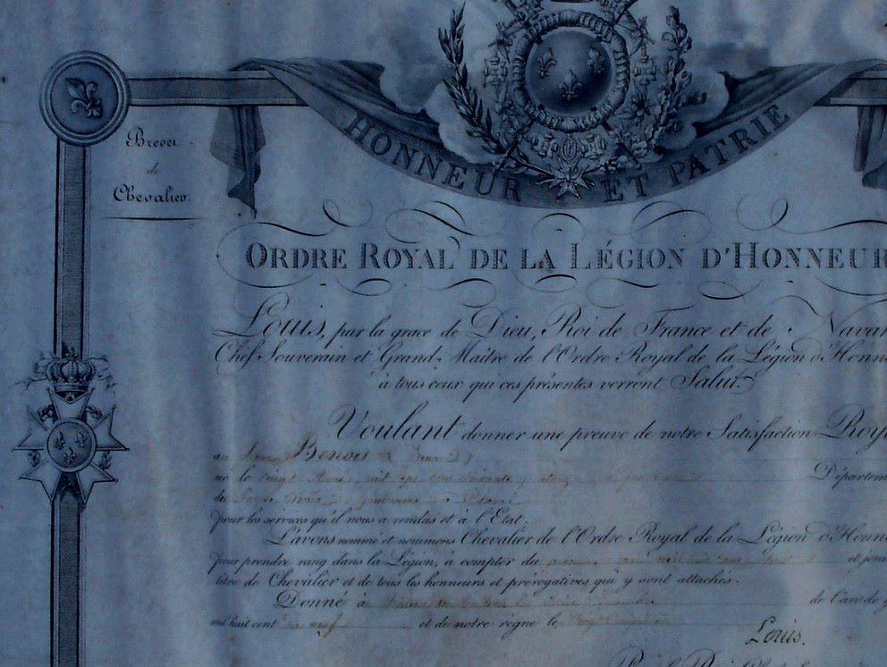 Ensemble gendarme impérial (1er Empire / Restauration) 35265110