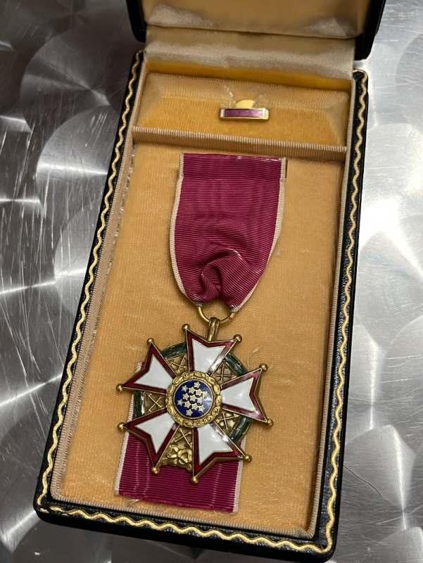 [Officier de l'armée US - WWII] 4e879210