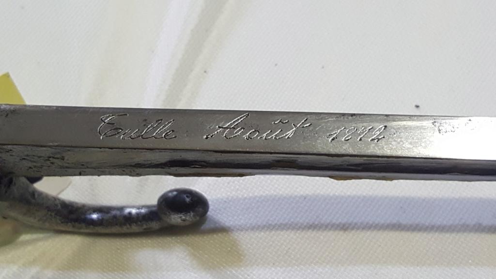 [IDENTIFICATION] Dagues, baïonnettes & couteaux à identifier   B1-c10