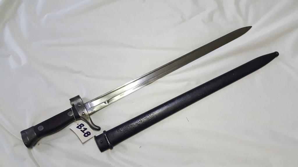 [IDENTIFICATION] Dagues, baïonnettes & couteaux à identifier   B18-b10