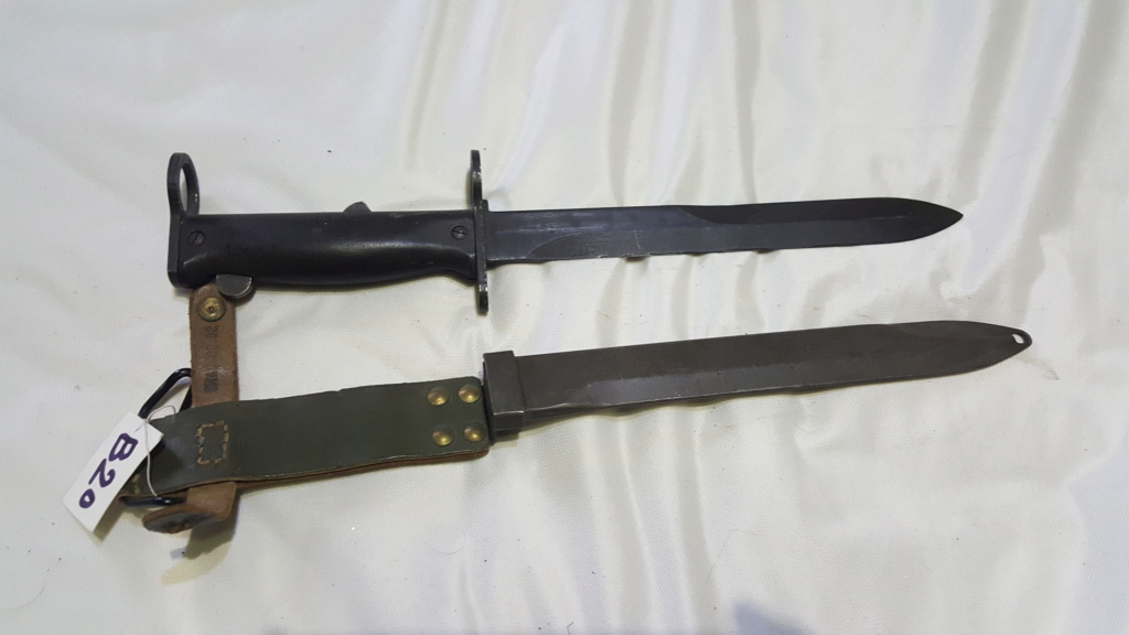 [IDENTIFICATION] Dagues, baïonnettes & couteaux à identifier   B20-b10