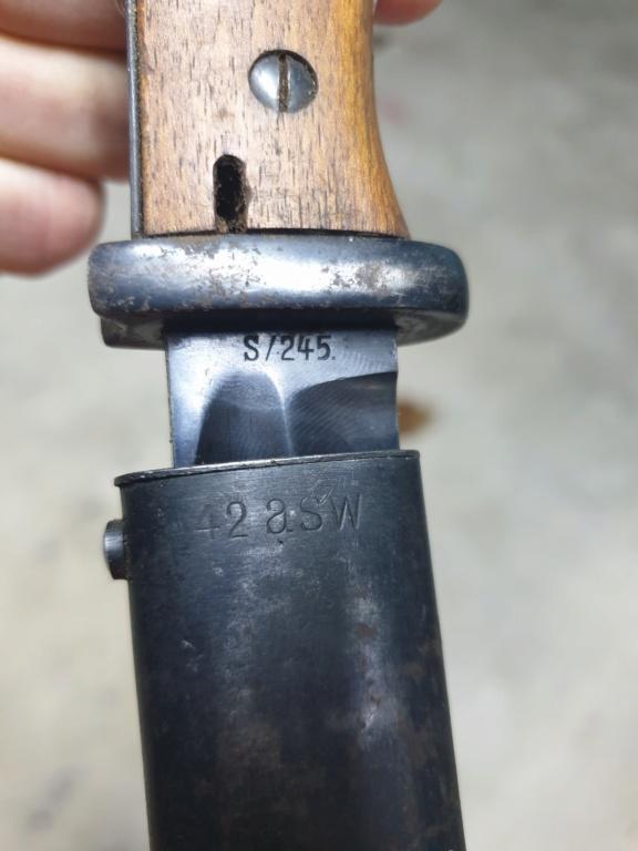 [IDENTIFICATION] Dagues, baïonnettes & couteaux à identifier   B21-d10