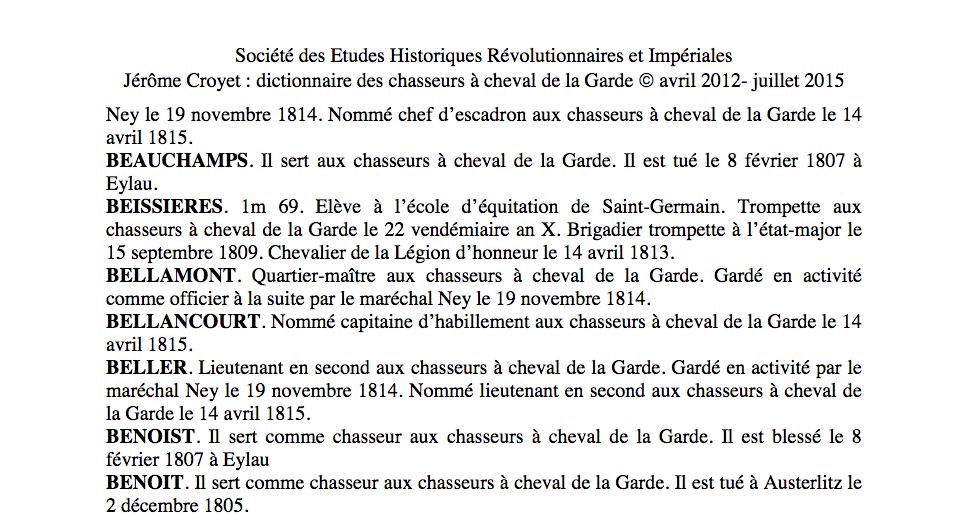 Ensemble gendarme impérial (1er Empire / Restauration) Captur14