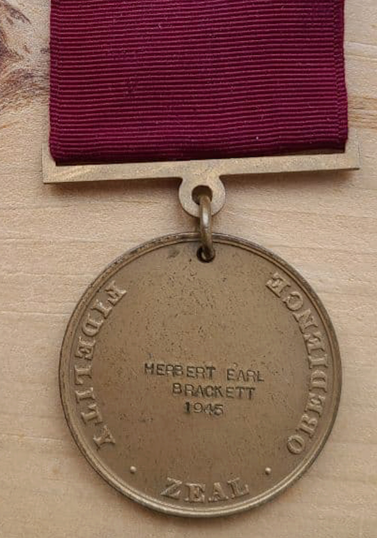 U.S. Navy Good Conduct Medal nominative Captur31