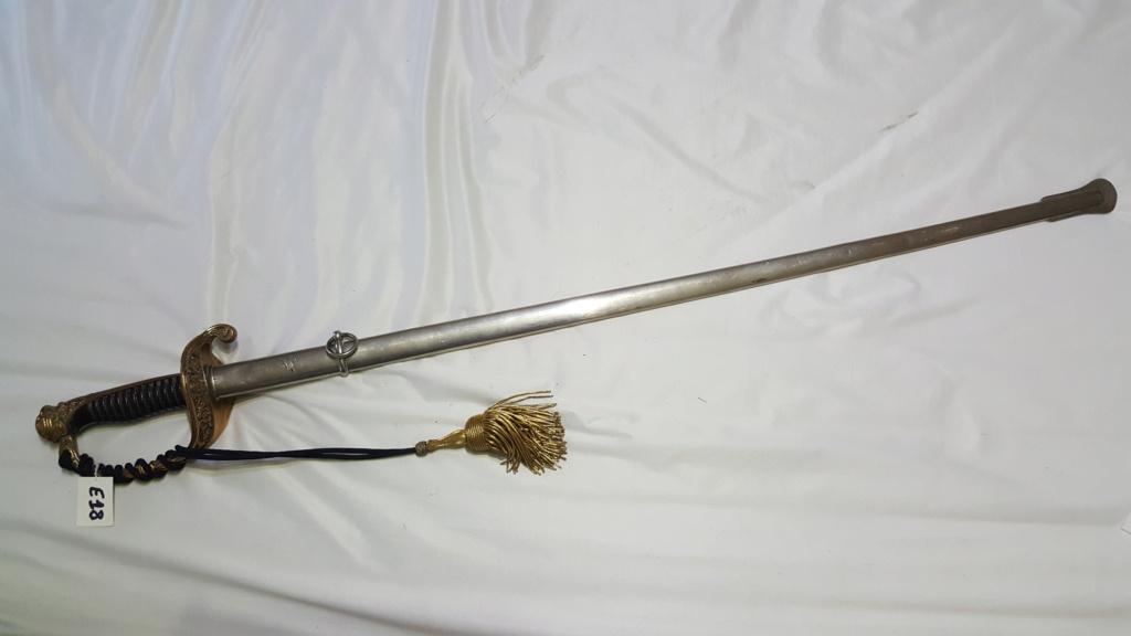 [NOUVELLES PHOTOS] Nombreuses épées à identifier E18-a10