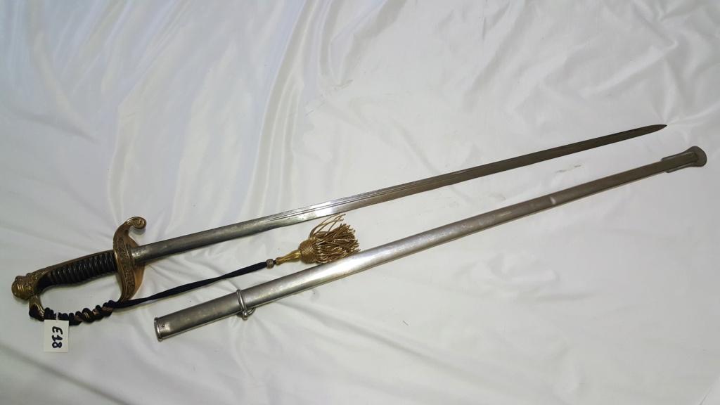 [NOUVELLES PHOTOS] Nombreuses épées à identifier E18-b10
