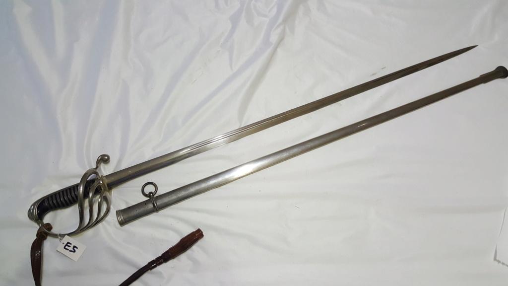 [NOUVELLES PHOTOS] Nombreuses épées à identifier E5-b10