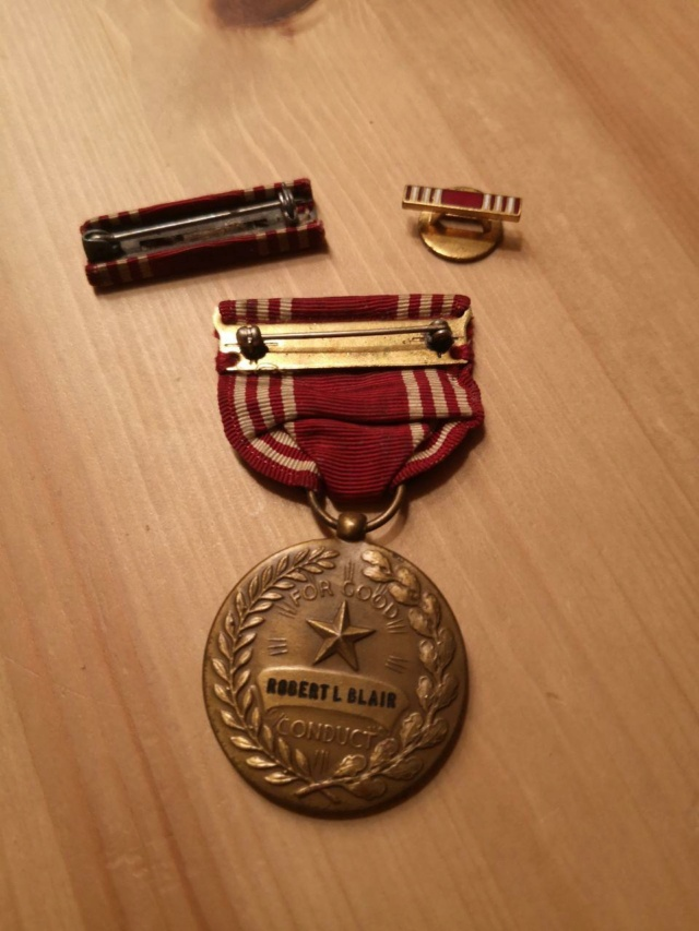 WWII Good Conduct Medal Photo_53