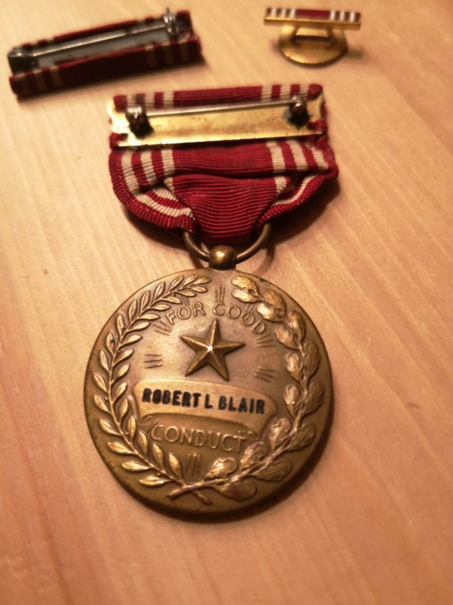 WWII Good Conduct Medal Photo_54