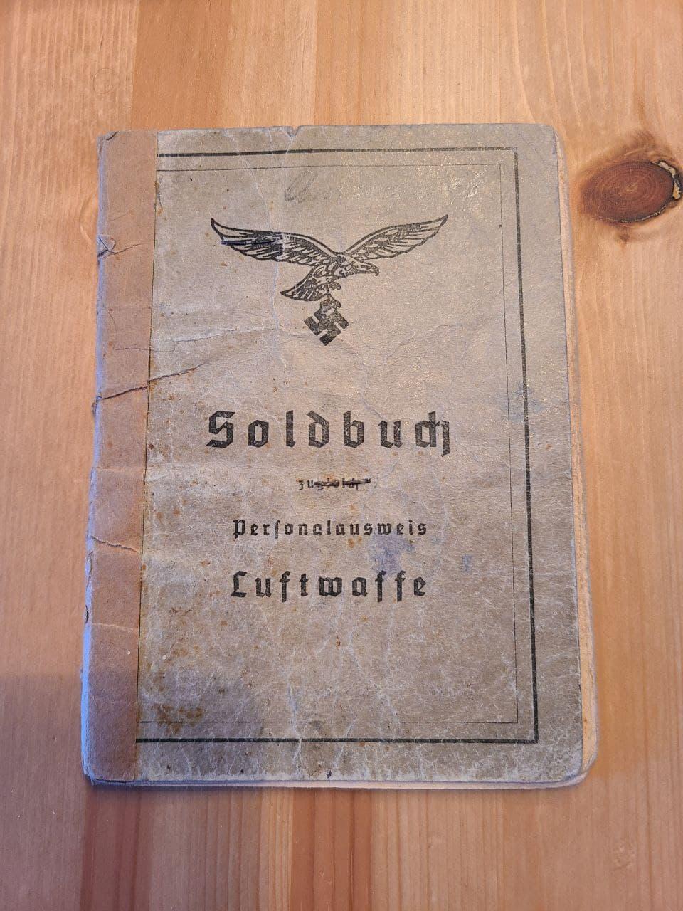 [Besoin d'informations] Soldbuch Luftwaffe Nachtjagdgeschwader 5 Photo_62