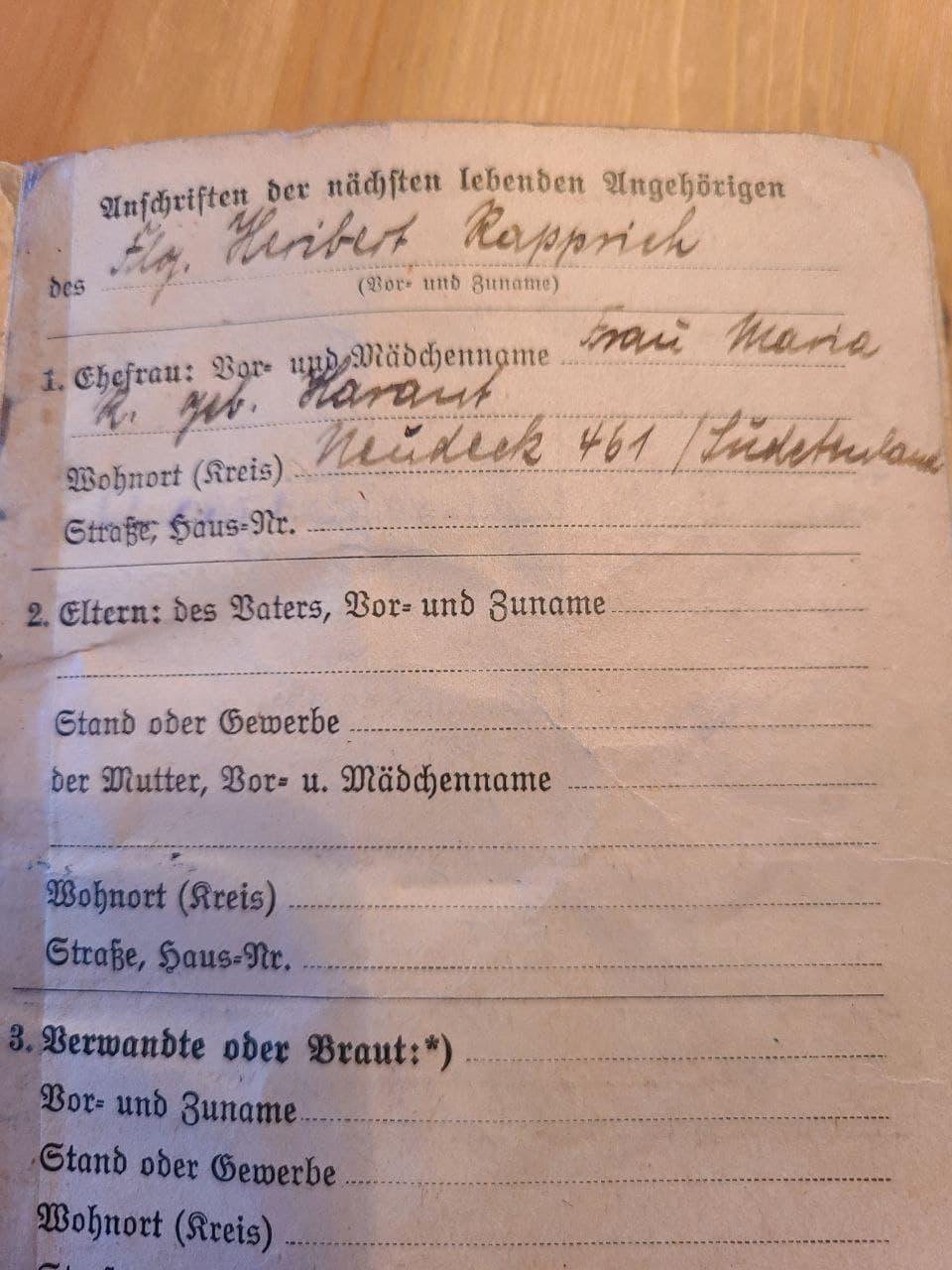 [Besoin d'informations] Soldbuch Luftwaffe Nachtjagdgeschwader 5 Photo_65