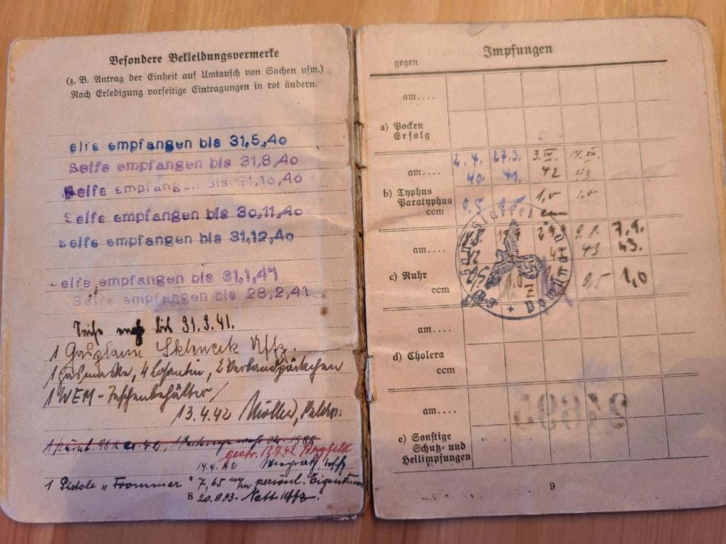 [Besoin d'informations] Soldbuch Luftwaffe Nachtjagdgeschwader 5 Photo_69
