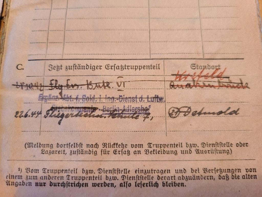 [Besoin d'informations] Soldbuch Luftwaffe Nachtjagdgeschwader 5 Photo_78