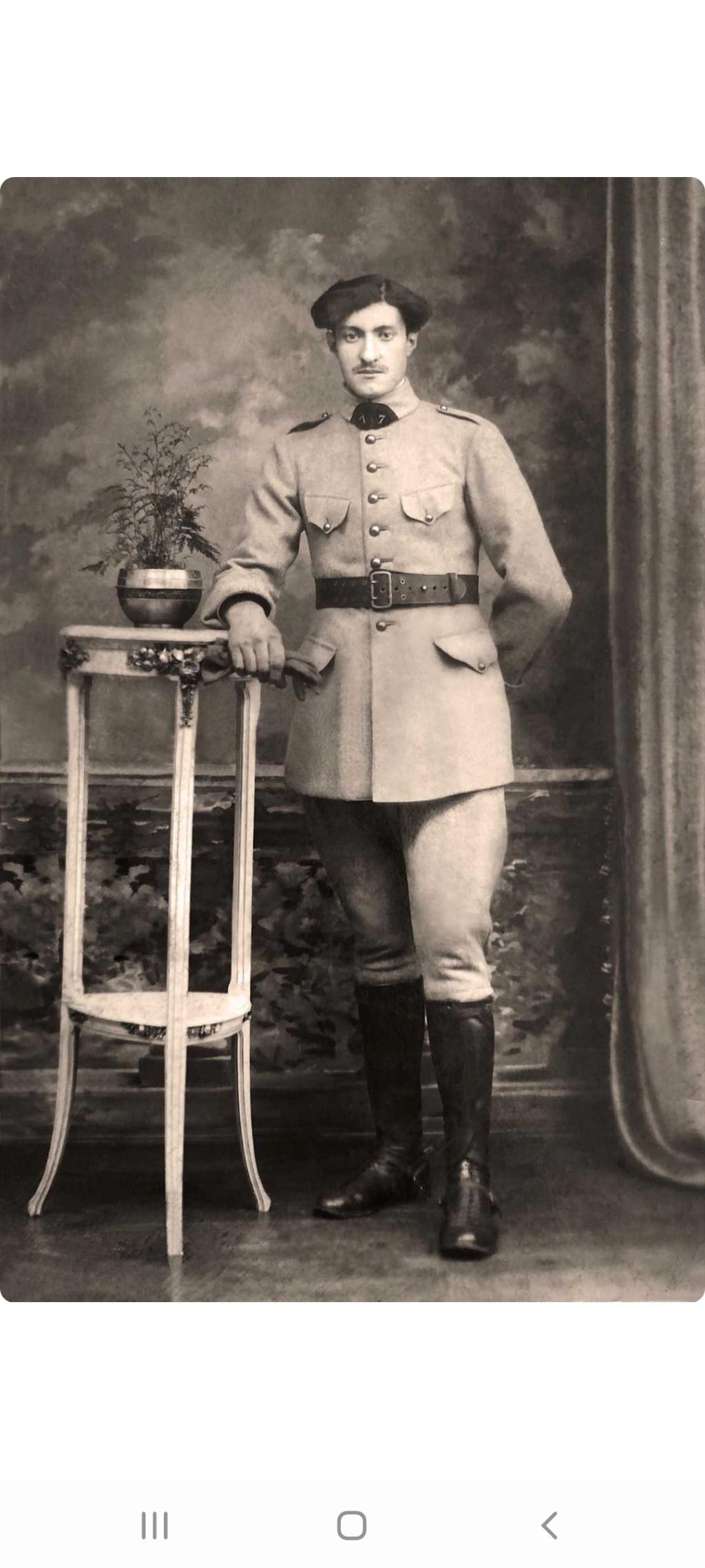 Photo d'un uniforme - années 1920 ? Screen10