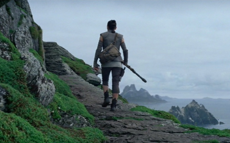 From Ahch-To to Skellig Michael (Star Wars, Episodes VII et VIII) Looking for Luke Skywalker 11-ske10