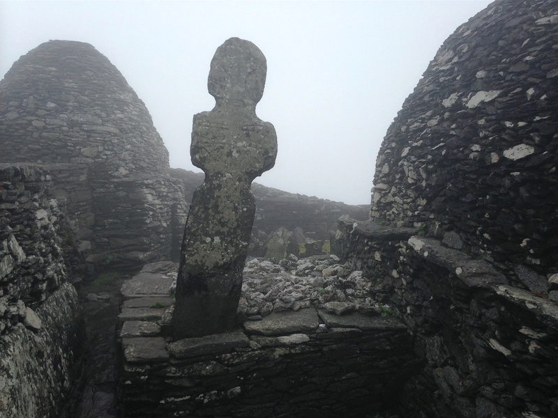 From Ahch-To to Skellig Michael (Star Wars, Episodes VII et VIII) Looking for Luke Skywalker 16a-sk10