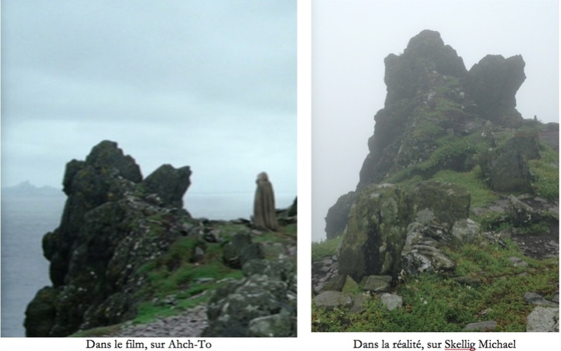 From Ahch-To to Skellig Michael (Star Wars, Episodes VII et VIII) Looking for Luke Skywalker 19-ske10