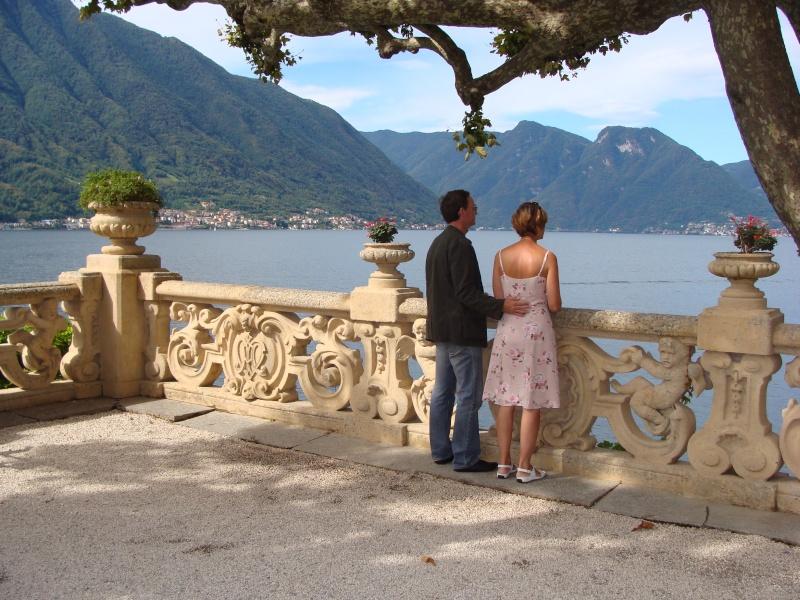 Lac de Côme et Villa Balbianello: vacances à Naboo sur le tournage de l'Attaque des Clones (Star Wars II: Attack of the Clones) 2010-i13