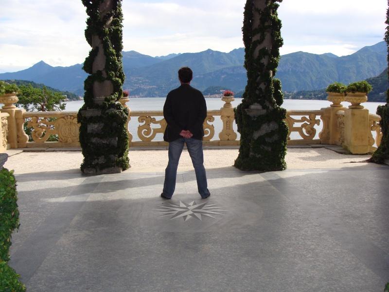 Lac de Côme et Villa Balbianello: vacances à Naboo sur le tournage de l'Attaque des Clones (Star Wars II: Attack of the Clones) 2010-i14