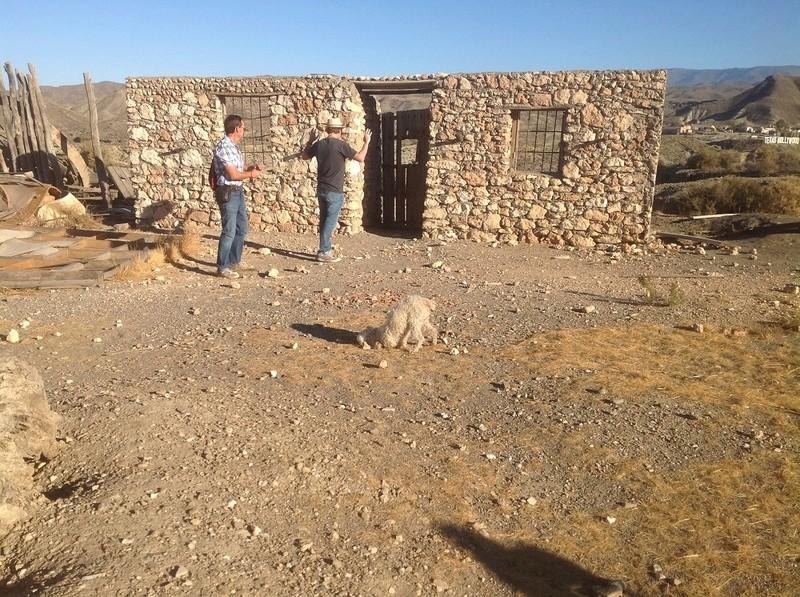 Il était une fois au nord d'Almeria… Sur les traces de Sergio Leone et du western spaghetti 2016-014