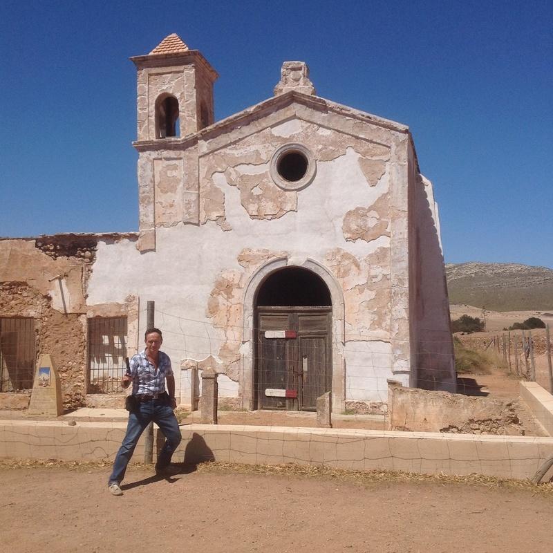 Il était une fois au nord d'Almeria… Sur les traces de Sergio Leone et du western spaghetti 2016-019