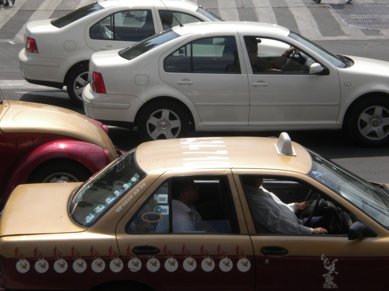 Anaya Arenzana Mariana: Movilidad cotidiana e Inmovilidad:  la Ciudad de México desde sus trayectos automovilísticos 210
