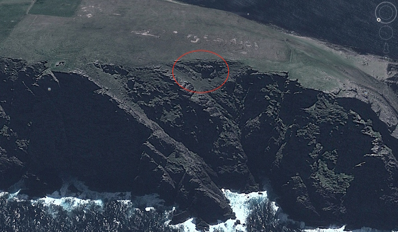 From Ahch-To to Skellig Michael (Star Wars, Episodes VII et VIII) Looking for Luke Skywalker 21b-ce10