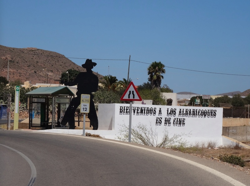 Il était une fois au nord d'Almeria… Sur les traces de Sergio Leone et du western spaghetti Albari10