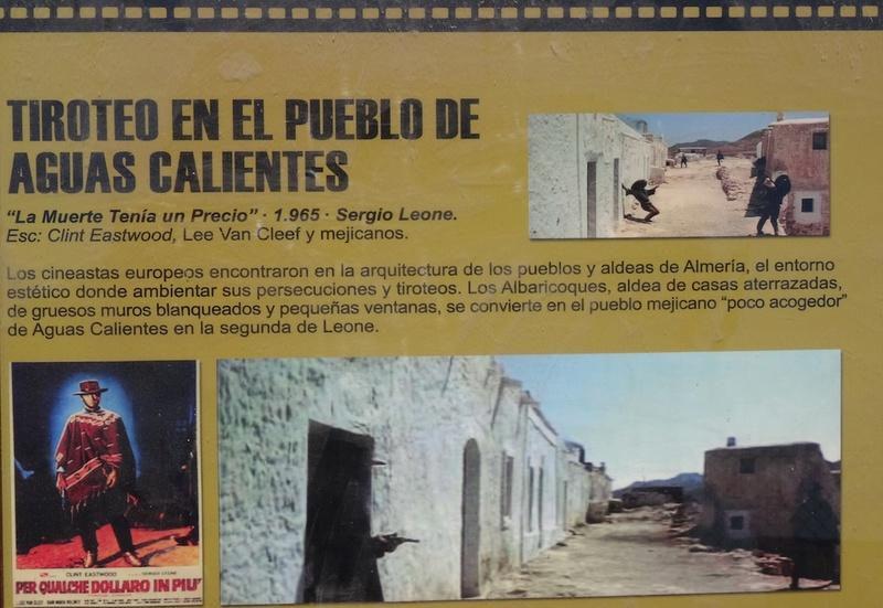 Il était une fois au nord d'Almeria… Sur les traces de Sergio Leone et du western spaghetti Albari11