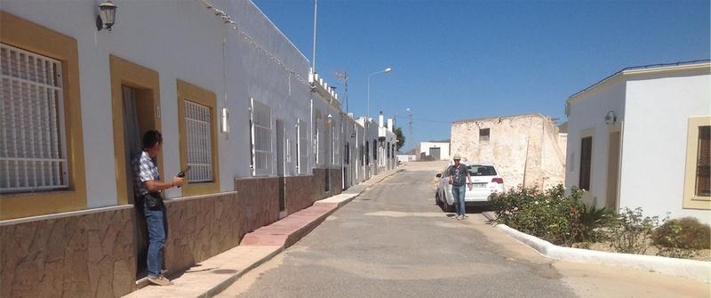 Il était une fois au nord d'Almeria… Sur les traces de Sergio Leone et du western spaghetti Albari12