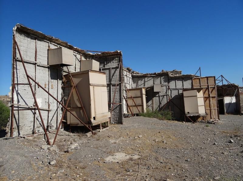 Il était une fois au nord d'Almeria… Sur les traces de Sergio Leone et du western spaghetti Alhami11