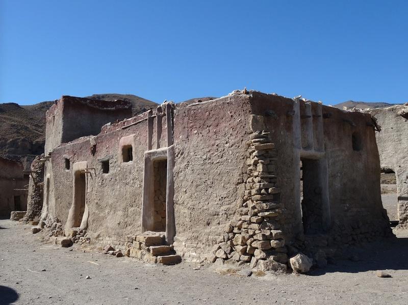 Il était une fois au nord d'Almeria… Sur les traces de Sergio Leone et du western spaghetti Alhami12