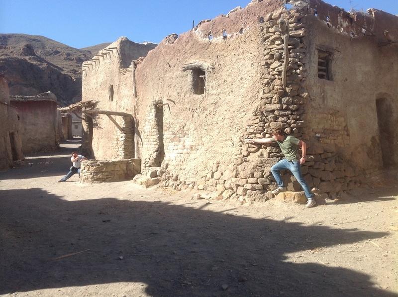 Il était une fois au nord d'Almeria… Sur les traces de Sergio Leone et du western spaghetti Alhami14