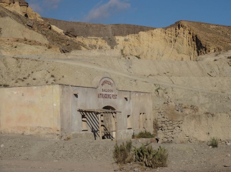 Il était une fois au nord d'Almeria… Sur les traces de Sergio Leone et du western spaghetti Alhami15