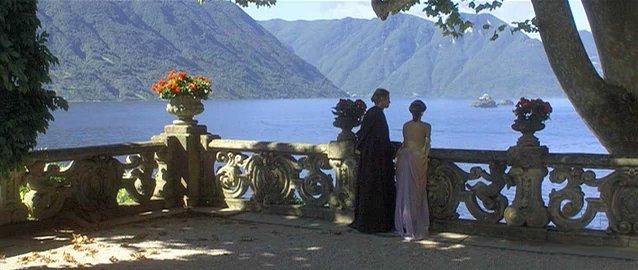 Lac de Côme et Villa Balbianello: vacances à Naboo sur le tournage de l'Attaque des Clones (Star Wars II: Attack of the Clones) Balbia10