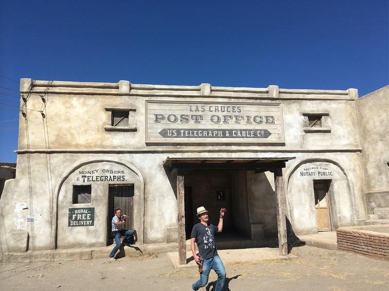 Il était une fois au nord d'Almeria… Sur les traces de Sergio Leone et du western spaghetti Bravo-11
