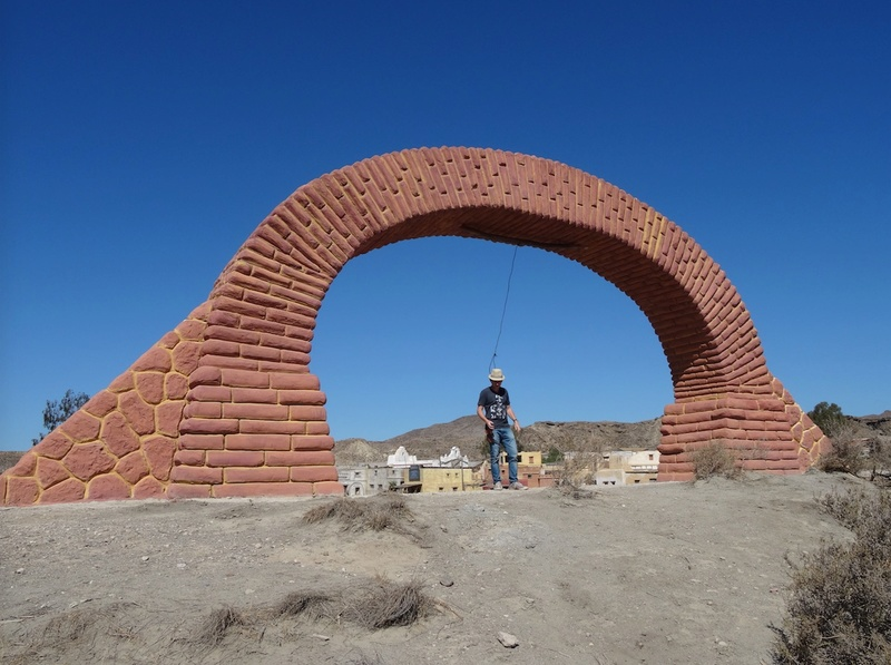 Il était une fois au nord d'Almeria… Sur les traces de Sergio Leone et du western spaghetti Bravo-12